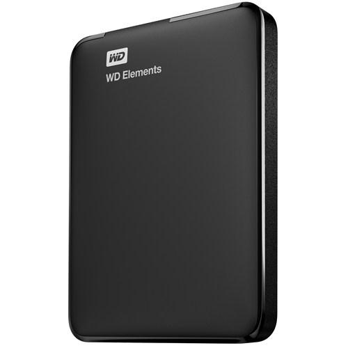 WD Elements 1TB 2.5' USB 3.0 Taşınabilir Disk HARDDİSK(WDBUZG0010BBK-EESN)