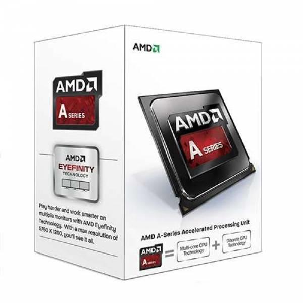 AMD A4-Series A4-6300 - AD6300OKA23HAMD A4-Series A4-6300 - AD6300OKA23HL