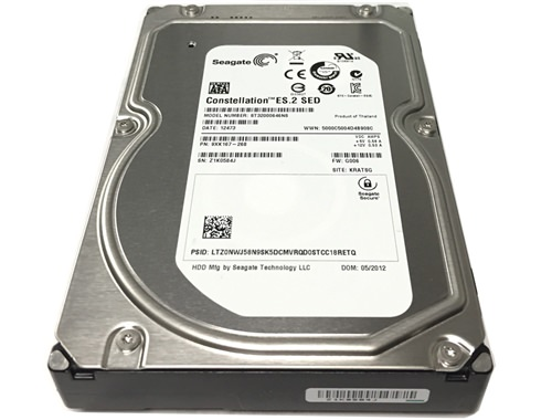 "SEAGATE  2TB 7200 RPM 64MB  3.5"" ST32000646NS Constellation Es.2  PC Harddisk"