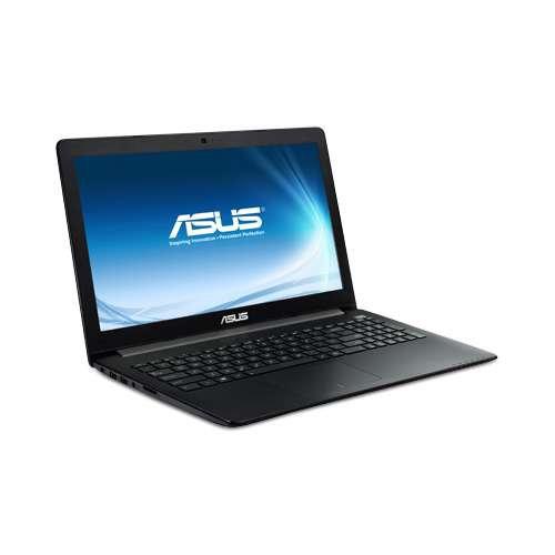 """ASUS X502NA-GO044 / ASUS N3350 15,6"""" 4G 500G Free Dos Siyah"""
