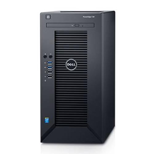 DELL T30 II PET3003 E3-1225V5 8GB 1TB 4x3.5 SATA Tower 1x305W