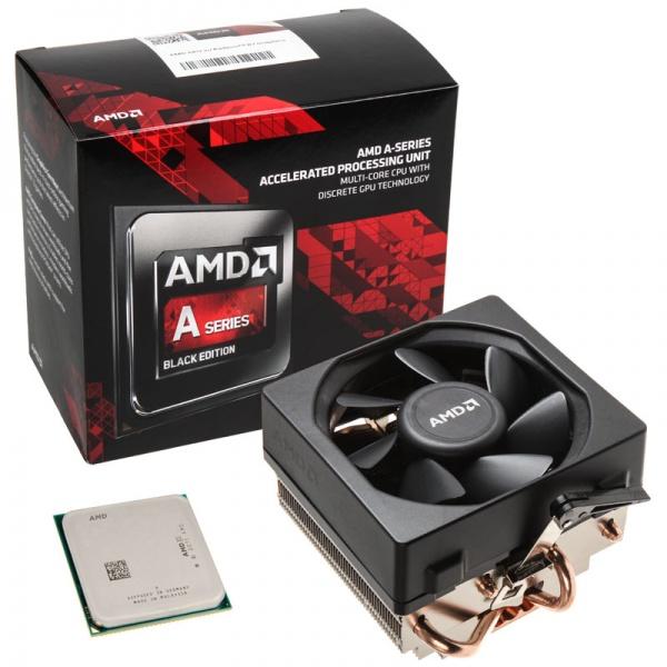 AMD A10 7890K 4.1GHz 4MB Cache Soket FM2+ İşlemci
