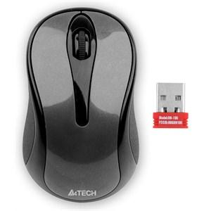 A4 TECH G3-280A 2.4 GHz Kablosuz V-Track Usb Mouse Siyah