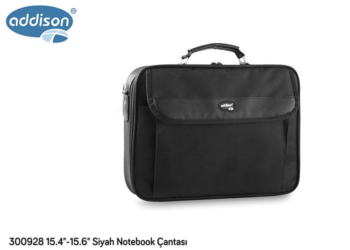 ADDISON 300928 15.4`-15.6` Siyah Notebook Çantası