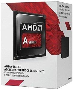 AMD A8 7600 Soket FM2+ 3.8GHz 4MB Önbellek 65W 28nm