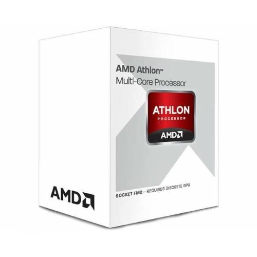 AMD Athlon X4 840 Soket FM2+ 3.1GHz(3,8Ghz boost) 4MB Önbellek 65W 28nm İşlemci