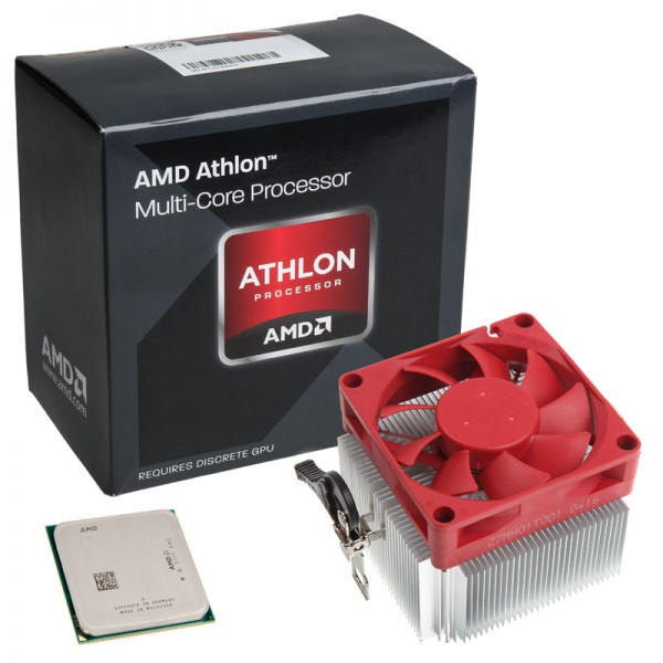 AMD Athlon X4 845 QUAD CORE 3.8/3.5Ghz Fm2+ BOX (Vga Yok Ekran Kartı Tak)