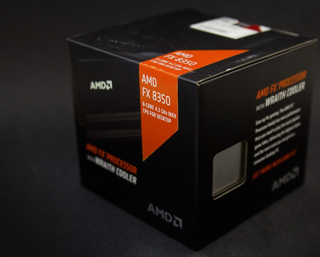 AMD FX X8 8350 Soket AM3+ 4GHz 16MB