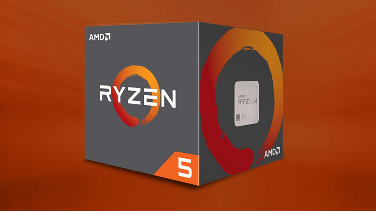 AMD RYZEN AMD 5 1600 Soket AM4 3.4GHz - 3.6GHz 16MB 65W 14nm FANLI
