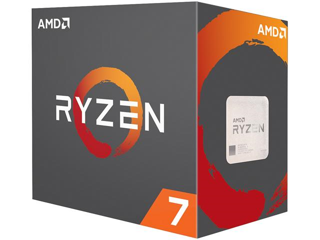 AMD RYZEN AMD 7 1700X Soket AM4 3.4GHz - 3.8GHz 20MB Önbellek 95W 14nm İşlemci