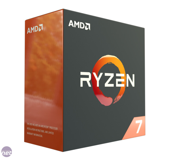 AMD RYZEN AMD 7 1800X Soket AM4 3.6GHz - 4.0GHz 20MB Önbellek 95W 14nm İşlemci