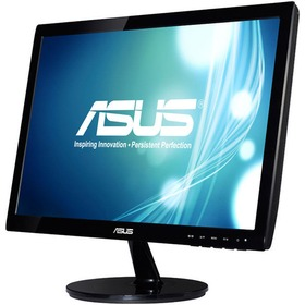 "ASUS 18.5"" VS197D GENİŞ EKRAN LED MONİTÖR LED Monitör"
