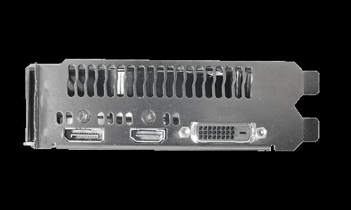 ASUS GTX1050TI 4GB 128Bit GDDR5 Expedition O.C Ekran Kartı EX-GTX1050TI-O4G