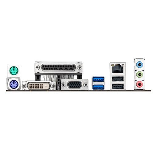ASUS H81M-D Intel H81 Soket 1150 DDR3 1600MHz DVI&VGA