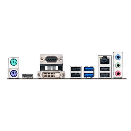 ASUS H81M-PLUS Intel H81 Soket 1150 DDR3 1600MHz HDMI&DVI ANAKART