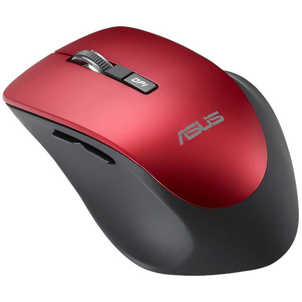 ASUS WT425 KABLOSUZ OPTİC KIRMIZI MOUSE