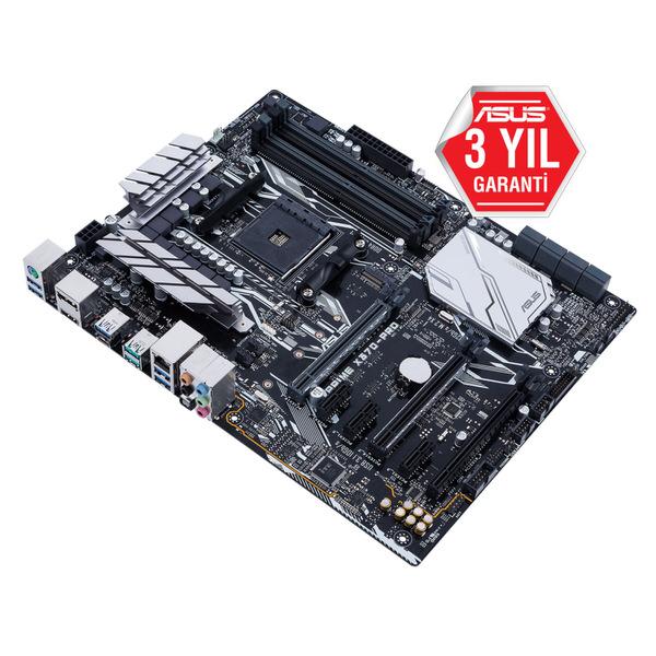 ASUS X370-Pro Prime 2666 Mhz AM4+ ATX