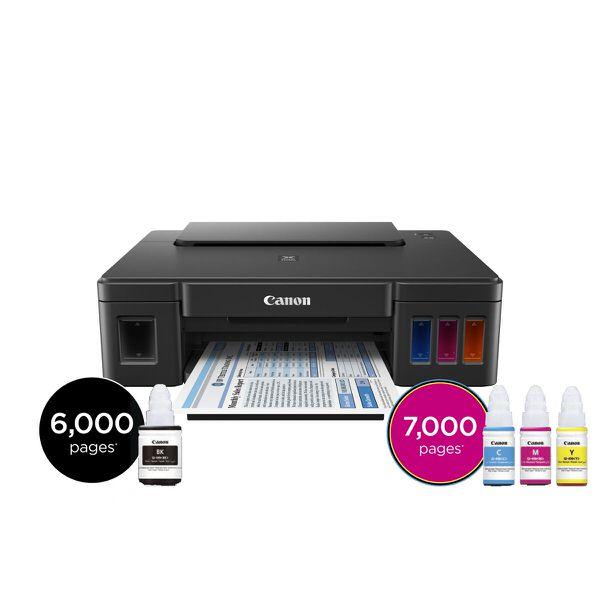 CANON PIXMA G1400 Mürekkep Tanklı Yazıcı (GI-490)