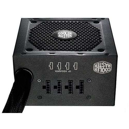 COOLER MASTER G650M 80PLUS 650W MODÜLER GÜÇ KAYNAĞI  (RS650-AMAAB1-EU)