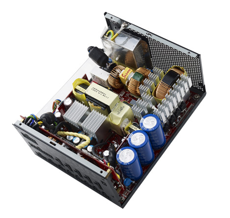 COOLER MASTER Vanguard 1200W 80+ Platinium Full Modüler 135mm Fanlı PSU RSC00-AFBAG1-EU power