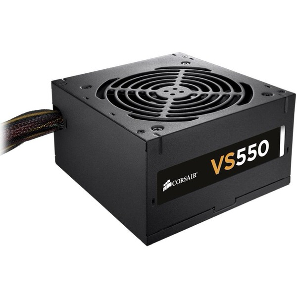 CORSAIR 550W VS550 12cm POWER SUPPLY CP-9020097-EU