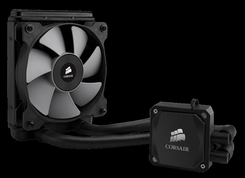 Corsair CW-9060007-WW Hydro Serisi H60 Yüksek Performanslı Cpu Sıvı Soğutma