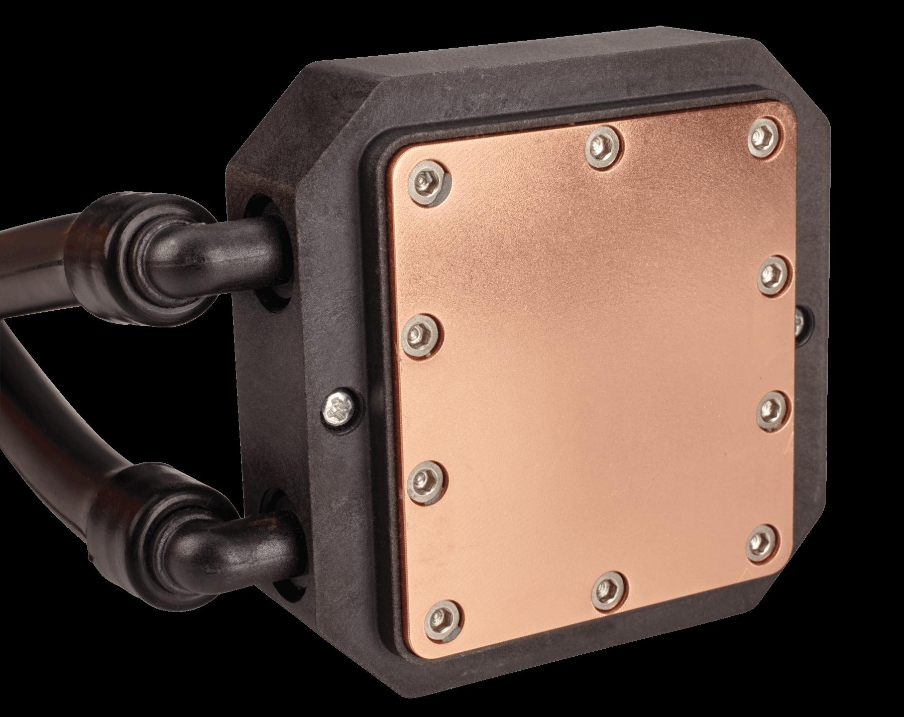 CORSAIR H45 CW-9060028-WW Sıvı Soğutma Sistemi 1150, 1151, 1155, 1156, 1366, 2011, 2011v3/AM3,FM2