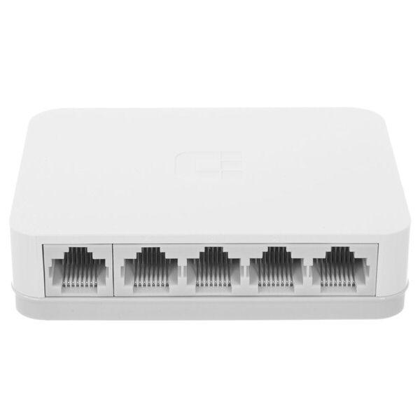 D-LINK DGS-1005A 5-Port 10/100/1000Mbps Yönetilemez Switch