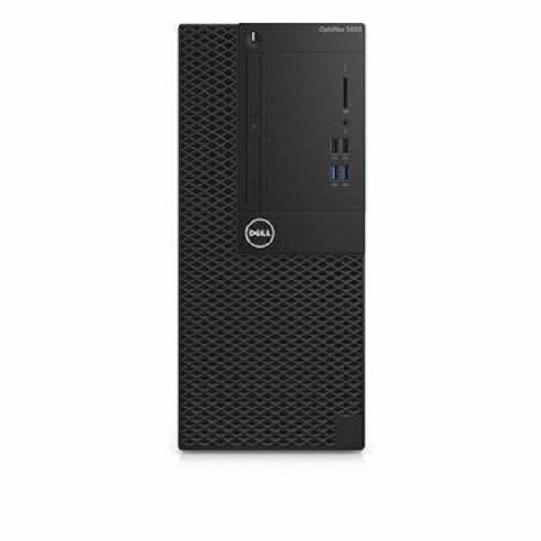 Dell OptiPlex 3050MT i5-7500 4GB 1TB UBUNTU DDR4 2400MHz, Intel HD Grafik, 240W PSU Masaüstü Bilgisayar Kasası