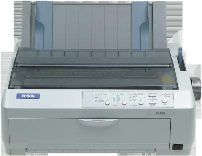 EPSON FX-890 9+9pin 80Kolon 566 C11C524025  Nokta Vuruşlu YAZICI