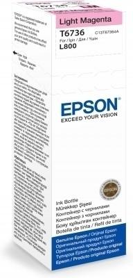 EPSON T6736 AÇIK KIRMIZI MÜREKKEP KARTUŞU ( C13T67364A )