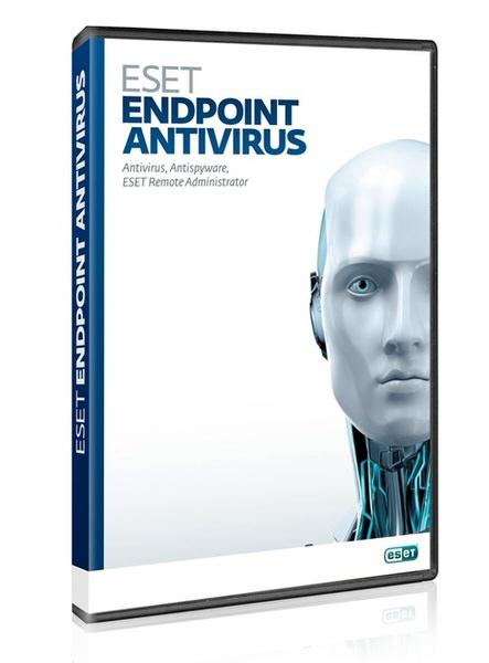 ESET 8697690850040 Endpoint Protection Standard 1 Server, 10 Kull