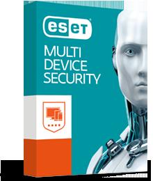 ESET Multi-Device Security v10, 10 Kullanıcı, 1 Yıl, Kutu 8697690850774
