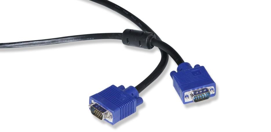 EYFEL VGA125 VGA M/M 25m Data Kablosu