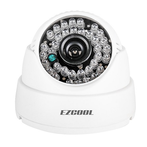 EZCOOL EZ-3313HD 1,3M 3,6(3MP) 36 Led AHD Dome OSD