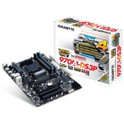 GIGABYTE 970A-DS3P AMD 970/SB950 AM3+ DDR3 2000MHz (O.C.) Anakart
