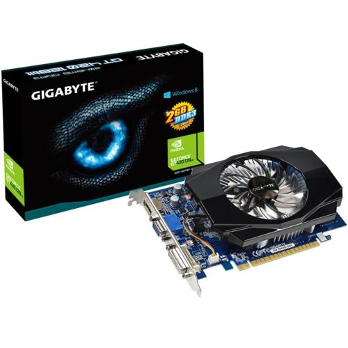 GIGABYTE NVIDA GEFORCE GT420 2GB 128Bit DDR3 (DX11) PCI-E