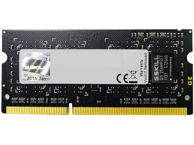 GSKILL 4GB Value DDR3L 1600Mhz CL11 1.35V Tek Modül