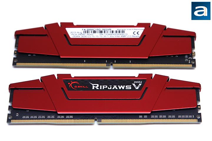 GSKILL Ripjaws V 16G(2x8GB) 3000MHz DDR4 Ram F4-3000C15D-16GVRB