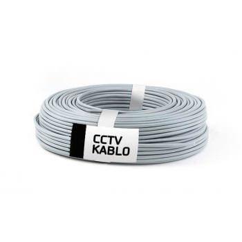 GUV-KABLO -ERKAB   CCTV KAMERA KABLOSU 2+1 100 METRE