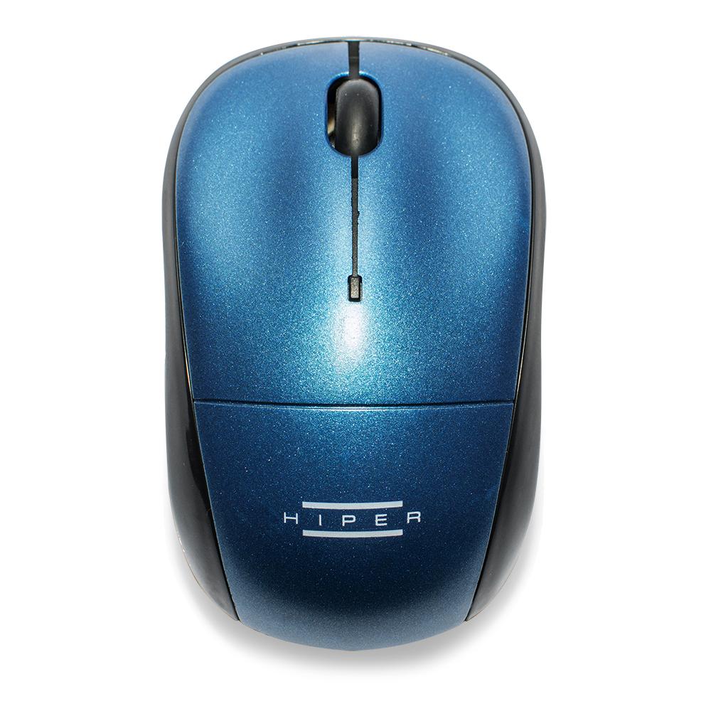 HIPER MX-595M Nano Kablosuz Mavi Mouse