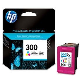 HP 300 Renkli Orjinal Spot Kartuş CC643EE