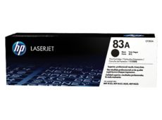 HP 83A 1500 SAYFA KAPASİTELİ SİYAH TONER (CF283A)