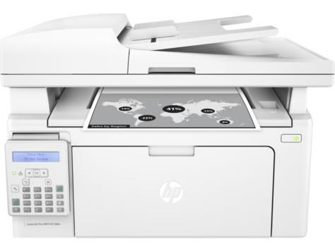 HP G3Q59A LaserJet Pro MFP M130fn Çok İşlevli Faxlı Ethernet Usb A4 Yazıcı toneri 17a