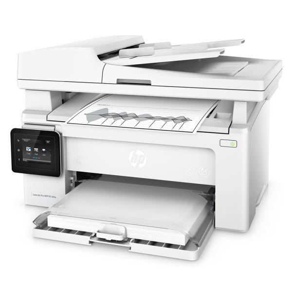 HP LaserJet Pro G3Q60A MFP M130fw Lazer Yazıcı  PRO YAZ/TAR/FOT/WİFİ toneri 17a