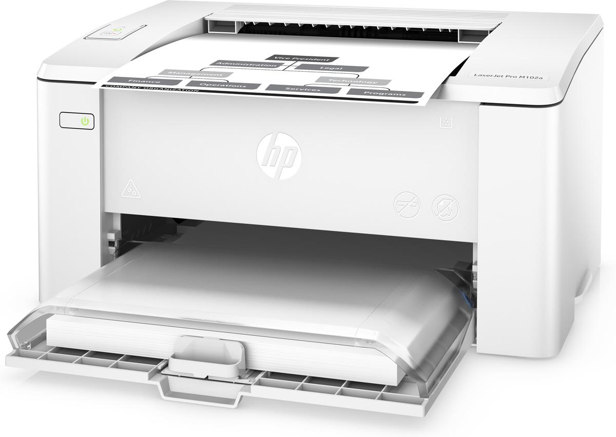 HP LaserJet Pro M102a Yazıcı G3Q34A  toner 17a