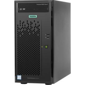 HP Ml10 Gen9 838124-425 Intel 1/1 E3-1225V5 1X8Gb 2X1Tb Sata Tower 1X300W