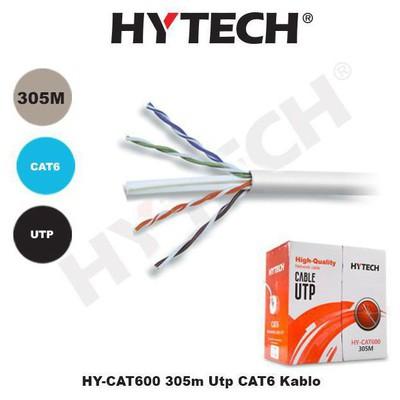 HYTECH HY-CAT600 305m Utp CAT6 Kablo