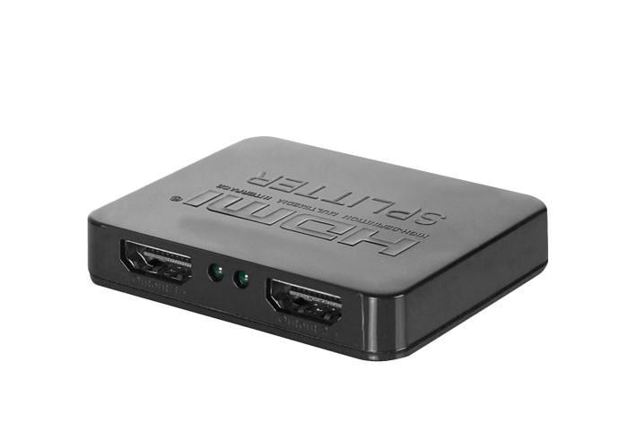 HYTECH HY-HSP10 2 Port HDMI ÇOKLAYIC(SL-LU512)