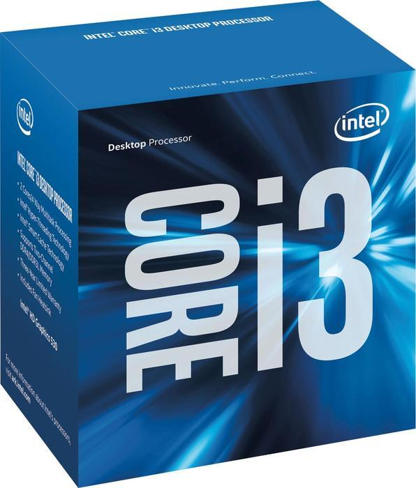 INTEL CORE İ3 6100 Soket 1151 3.7GHz 3MB Box İşlemci